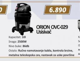 USISIVAC OVC-029