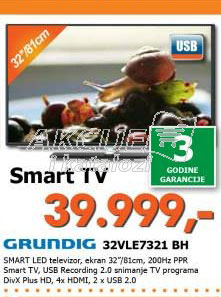 LED Televizor VLE 7321 BH