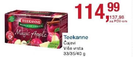 Čaj magic apple