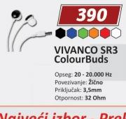 Slušalice Vivanco SR3
