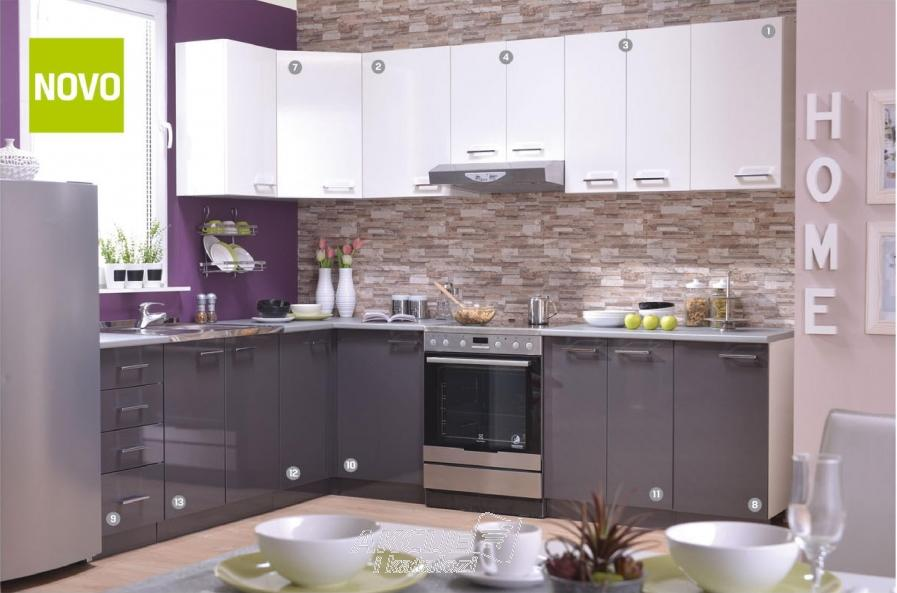 Kuhinjski element G ugao