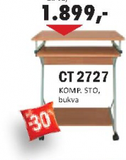 Kompjuter sto CT2727
