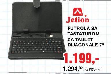 Futrola Jetion za tablet do 7''
