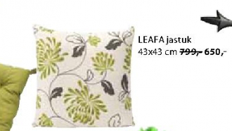 Jastuk Leafa