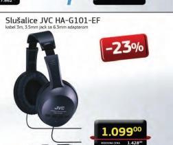 Slušalice HA-G101-EF