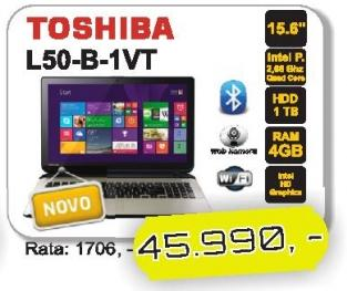 Laptop Satellite L50-B-1VT