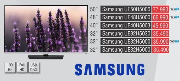 "Televizor LED 32"" Ue32h5000"
