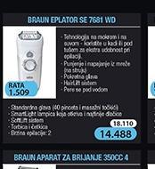 Epilator 7681