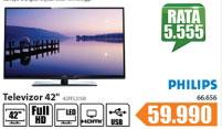 LED Televizor 42PFL3108