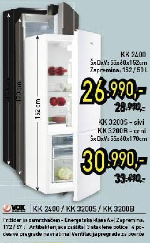 Frižider Kk 2400