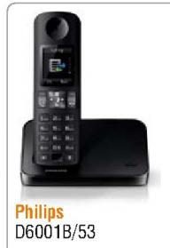 Telefon bežični D6001B/53