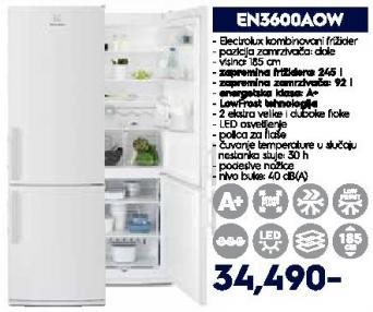 Frižider Kombinovani EN3600AOW