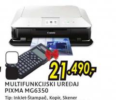 Multifunkcijski uređaj PIXMA MG6350