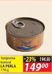 Tunjevina komadi u ulju