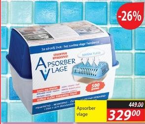 Apsorber vlage