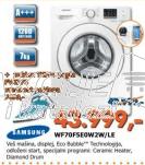 Mašina za veš WF70F5E0W2W/LE