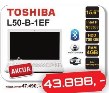 Laptop Satellite L50-B-1EF