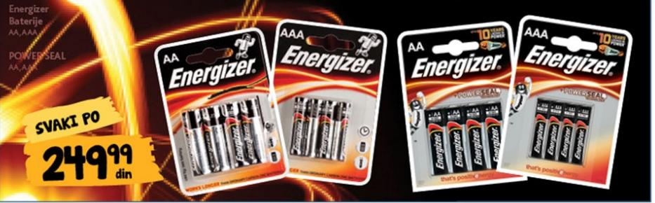 Baterije AA