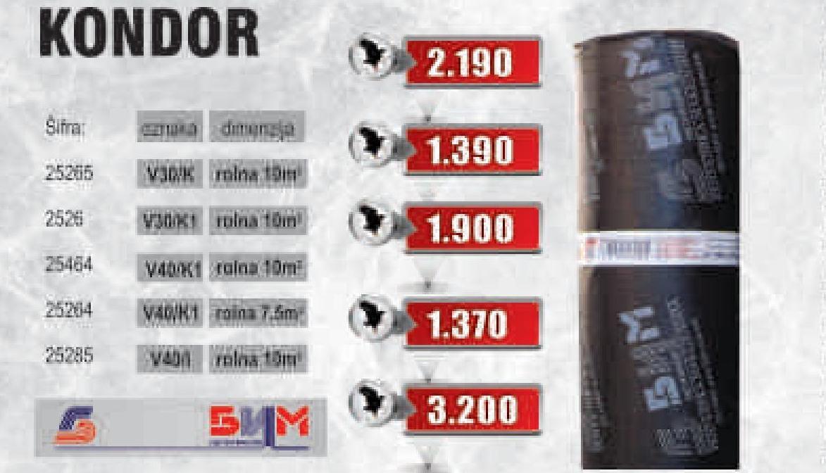 Kondor V30/K