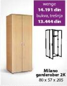 Garderober Milano 2K