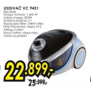 usisivač VC 9451