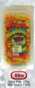 Snack party mix