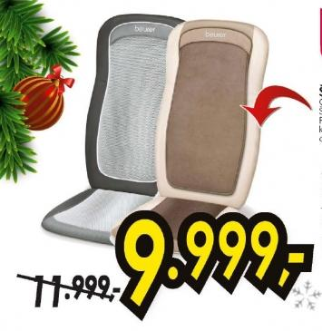 Šijacu Masažer Mg 200 Black Cream