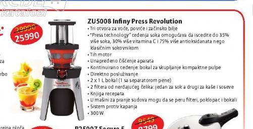 Sokovnik ZU5008