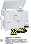 Horizontalni zamrzivač - Škrinja FH 330 W