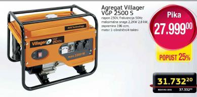 Agregat  VGP 2500s