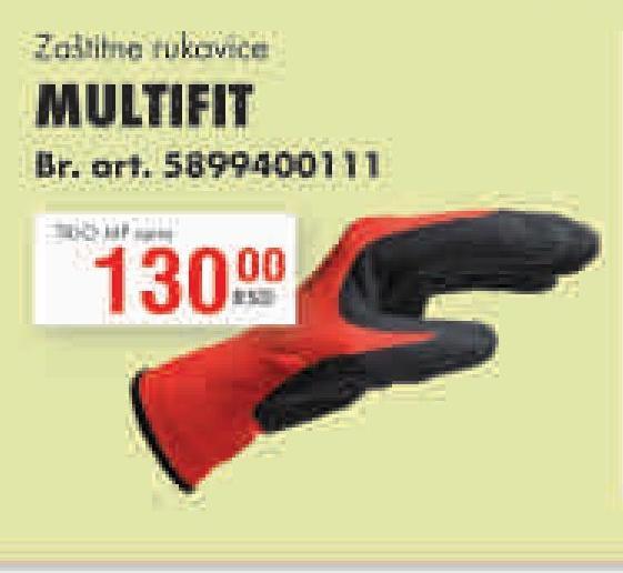 Rukavice zaštitne Multifit