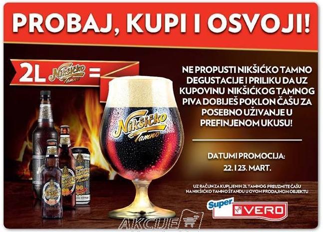 Promocija Nikšićkog tamnog piva