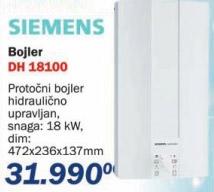 Protočni bojler Dh 18100