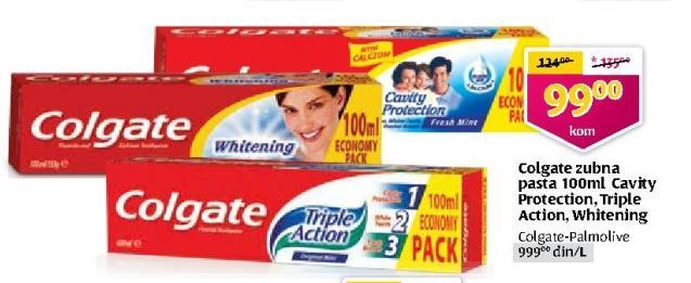 Pasta za zube Cavity Protection