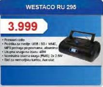 Radio tranzistor RU 295
