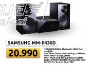 DVD mikro sistem MM-E430D