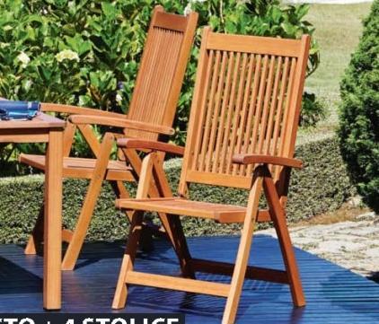 Baštenska stolica Kerteminde