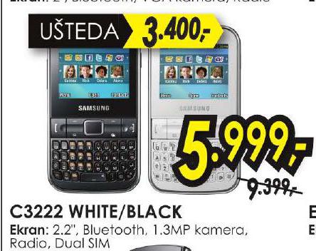 Mobilni Telefon C3222