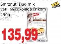Smrznuti Duo mix vanila čokolada