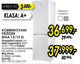 Kombinovani frižider Biaa 13 Si
