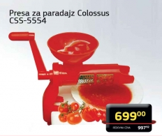 Presa za paradajz CSS-5554