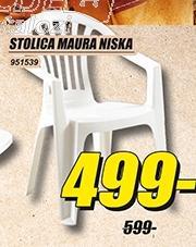 Stolica Maura niska
