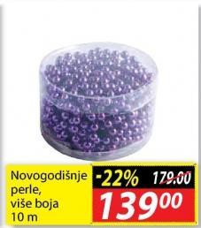 Novogodišnje perle