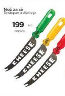 Nož za sir