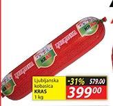 Kobasica Ljubljanska