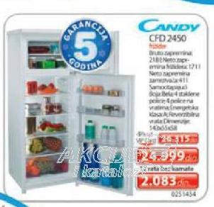 Frižider CFD 2450