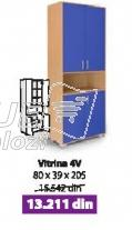 Vitrina 4V