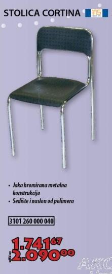 Stolica Cortina