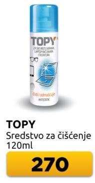 Sredstvo za čišćenje Topy