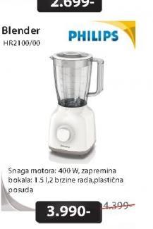 Blender HR2100/00